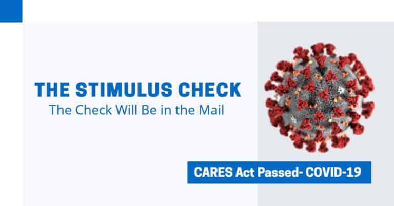 The Stimulus Check