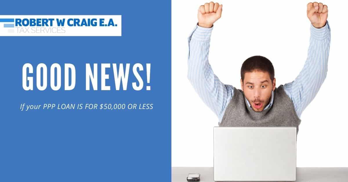 Good News PPA Loan